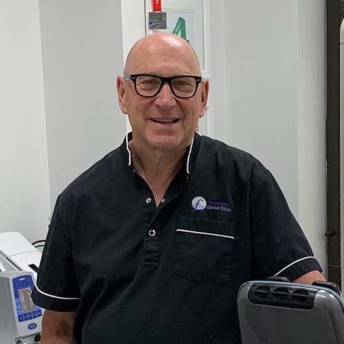 Dr Finkelstein Dentist in Sydney CBD